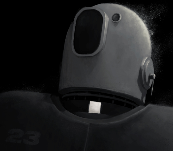 closeup-robot