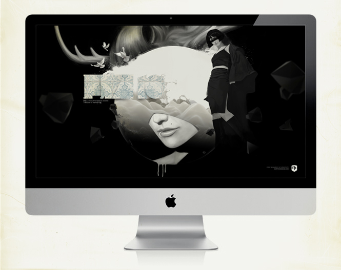display mac FWA 10 desktop north kingdom
