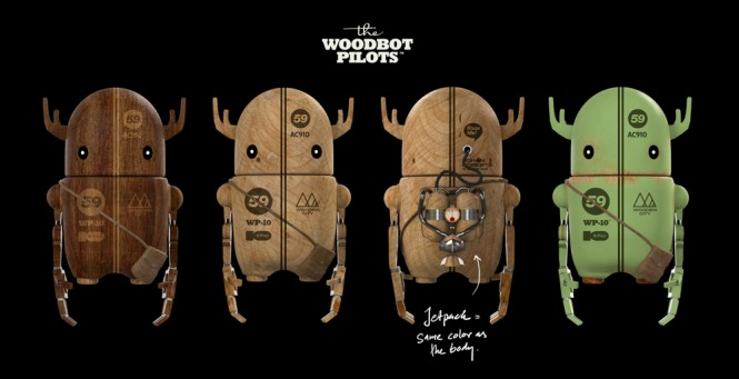 woodbot pilots concept