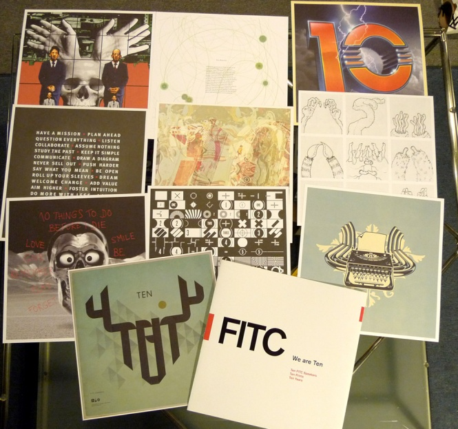 weareten FITC TEN prints 