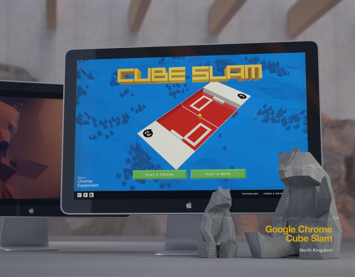 Google Cube Slam X