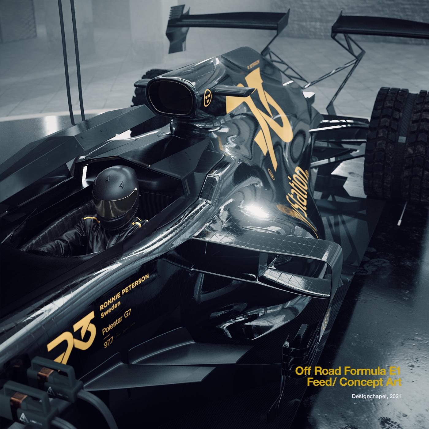 Off Road F1